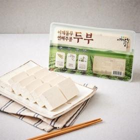 어깨동무 연해주콩 두부 (1KG)