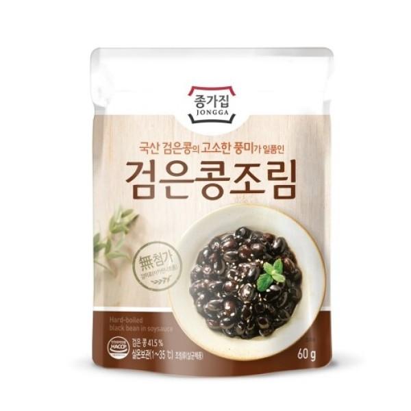 종가집 검은콩조림 (60G) 상품이미지