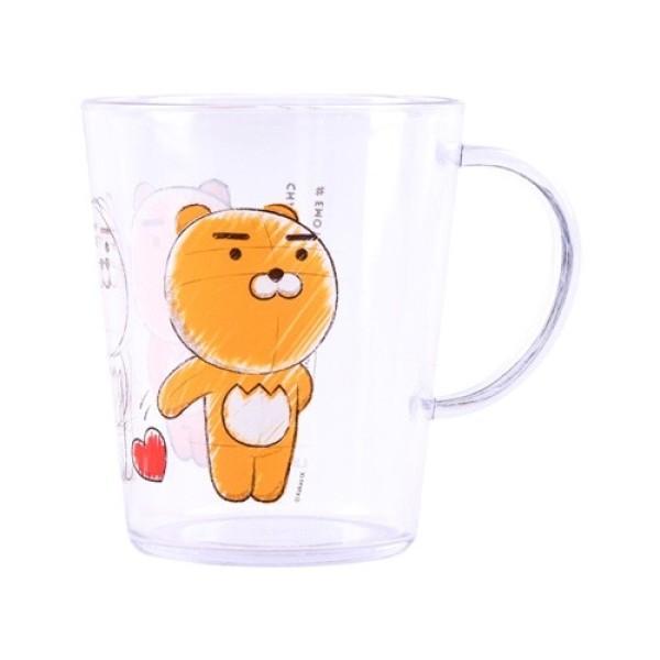 카카오 투명 양치컵 (라이언) 상품이미지