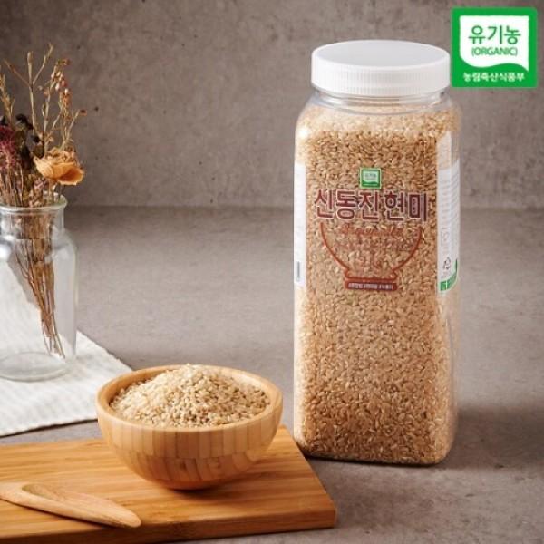 유기농 현미 (2KG) 상품이미지