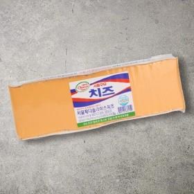 서울 체다 슬라이스 치즈 (1.8KG)