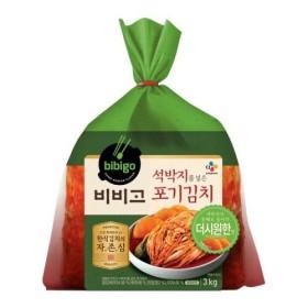 CJ 비비고 시원한 포기김치 (3KG)