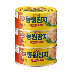 동원 살코기참치 (100G 3입)
