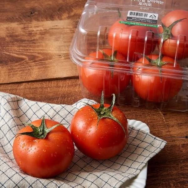 하루 한알 갈아먹는 토마토 (2KG/팩) 상품이미지
