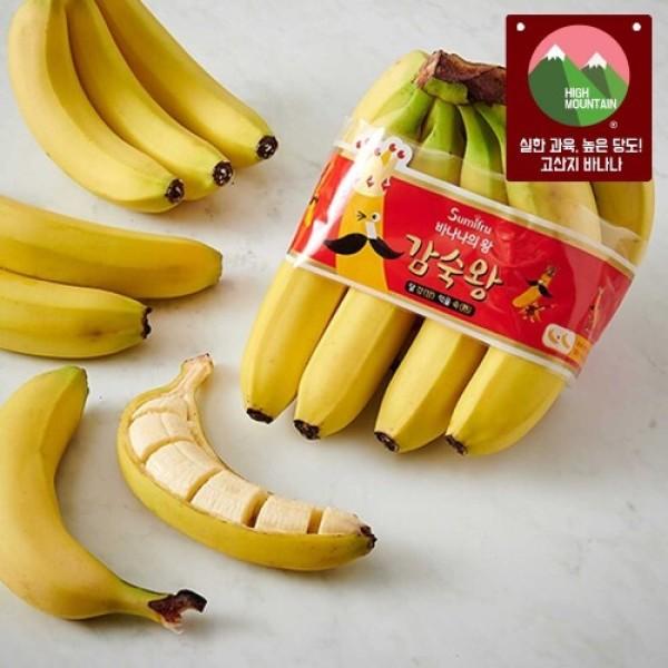 감숙왕 바나나 (1.2KG 내외) 상품이미지