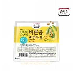 종가집 진한두부 (부침용) (300G)