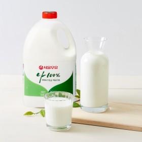 서울 흰우유 (2.3L)