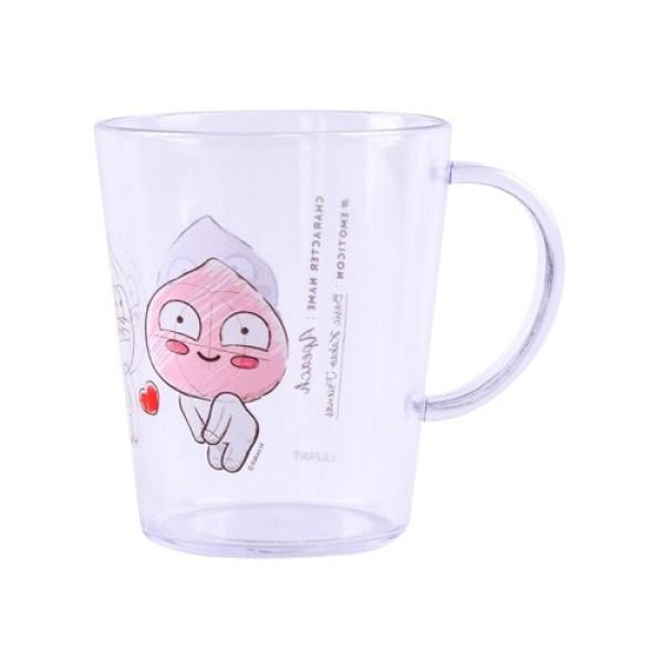 카카오 투명 양치컵 (어피치) 상품이미지