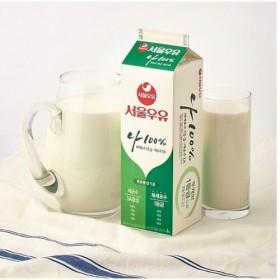 서울 흰우유 (1 000ML)