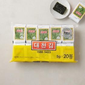 대천 재래김 (5G 20봉)