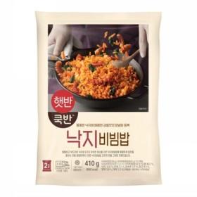 CJ 비비고낙지비빔밥 (2인) (436G)