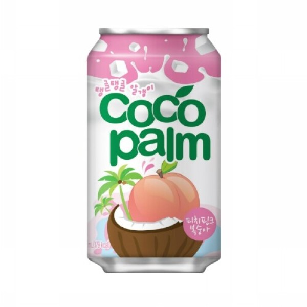 코코팜 (피치핑크복숭아) (340ML) 상품이미지
