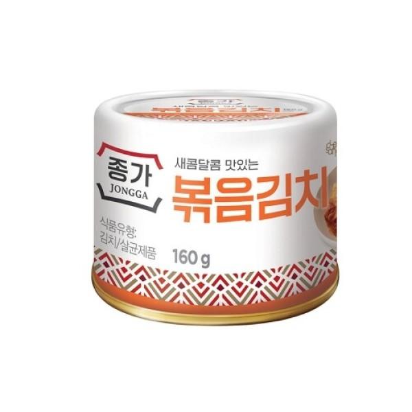 종가집 볶음김치 (고소한맛) (160G) 상품이미지