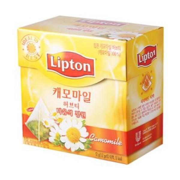 립톤 캐모마일 허브티 (1.2G 10) 상품이미지