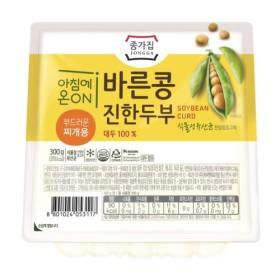 종가집 진한두부 (찌개용) (300G)