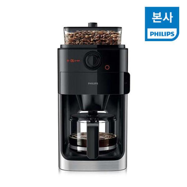 PHILIPS 필립스 커피메이커 그라인드 앱 드립 HD7761/ 상품이미지
