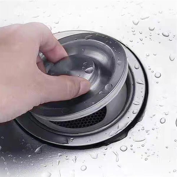올스텐 씽크뚜껑 소 /싱크대 배수구 덮개 싱크망 뚜껑 상품이미지