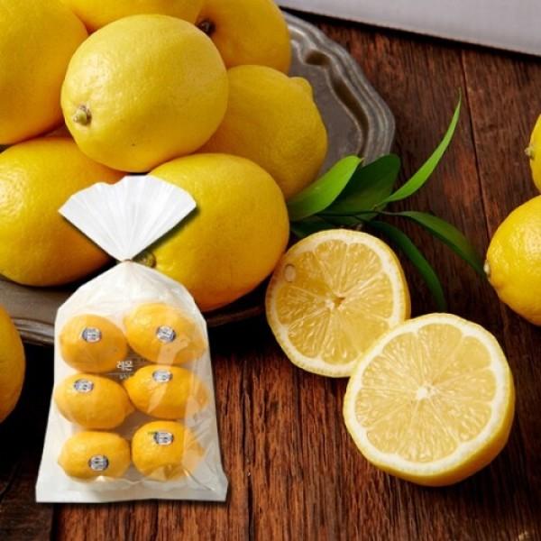 칠레산 레몬 (6-10입/봉) 상품이미지