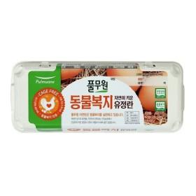 풀무원 동물복지 유정란 (10입/520G)