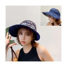 KB119 7컬러 양면 썬캡 자외선 차단 여름 모자