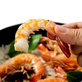 최상급 통통 활 왕새우 1kg 28-32미