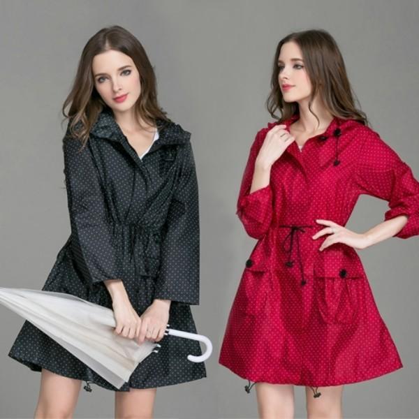 갓샵  여성 골프 비옷 우비 레인코트 3종  우의 방수 여자 레인 코트 자켓 웨어 비올때 상품이미지