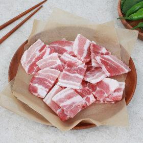 설성목장 한돈 복고 삼겹살(300g) 냉동