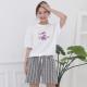 디즈니 걸캔미니 티자마 홈웨어 파자마 (티셔츠+바지)