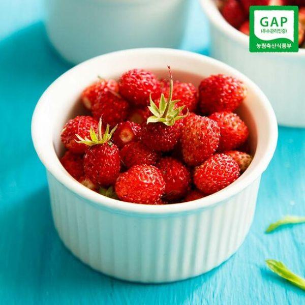 자연맛남  GAP인증 포항 보경 산딸기(냉동) 250gx2팩 상품이미지