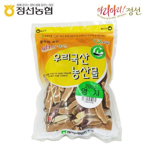 정선농협  우리농산물 영지버섯200g 상품이미지