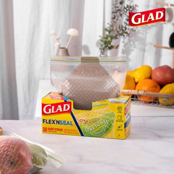 글래드  플렉스앤씰 냉장 중형(38매) 상품이미지