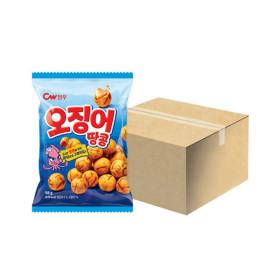 오징어땅콩 98gx16봉지(1박스)