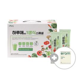 하루애 1생식 스페셜 30g 56포 +국산콩 순수 두유 16팩