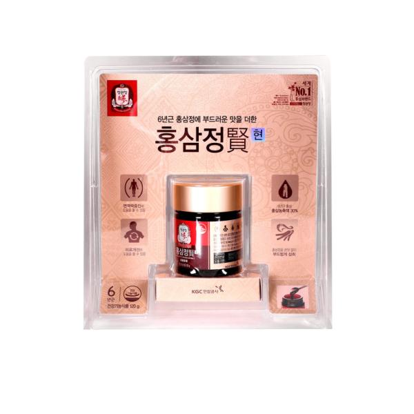 정관장 홍삼정 현 120g / 술깸 수험생 고등학생 홍삼 상품이미지