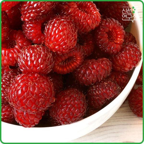 신선연구소  GAP인증 포항 보경 햇 산딸기(냉동) 250 상품이미지