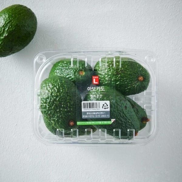 멕시코산 아보카도 (5~6입/팩) 상품이미지