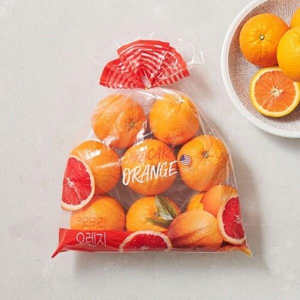 속이 빨간 Sunkist 카라카라 오렌지 (8-10입/봉) 상품이미지