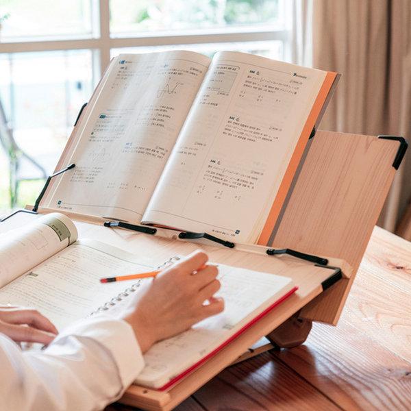 하늘빚은 스카이60. 2단독서대 책받침대 거치대 상품이미지