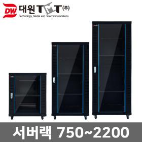 DW-S750 서버랙 / H750 x D1000 x W600