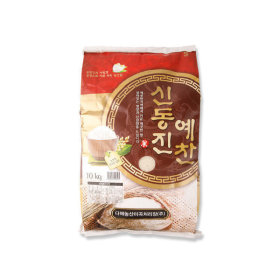 (19년산/신동진/보통)   예찬 신동진쌀 10KG/박스포장