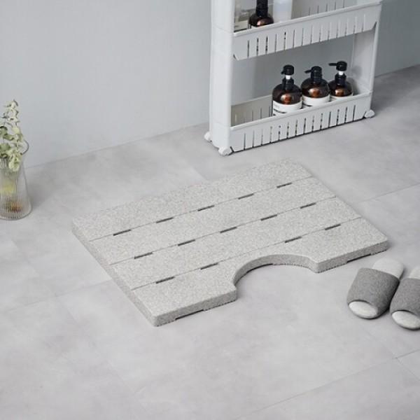 룸바이홈 가벼운 욕실발판 (중형) (70 48CM) 상품이미지