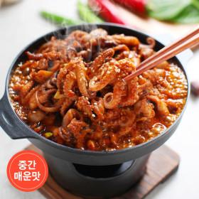 GS Fresh  용두동 할매 주꾸미 420g(중간매운맛)