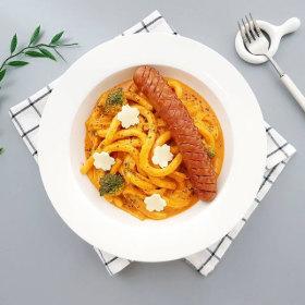 떡신 국물 떡볶이 로제맛(누들떡)