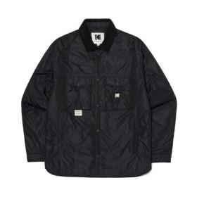 경량 패딩 자켓 BLACK