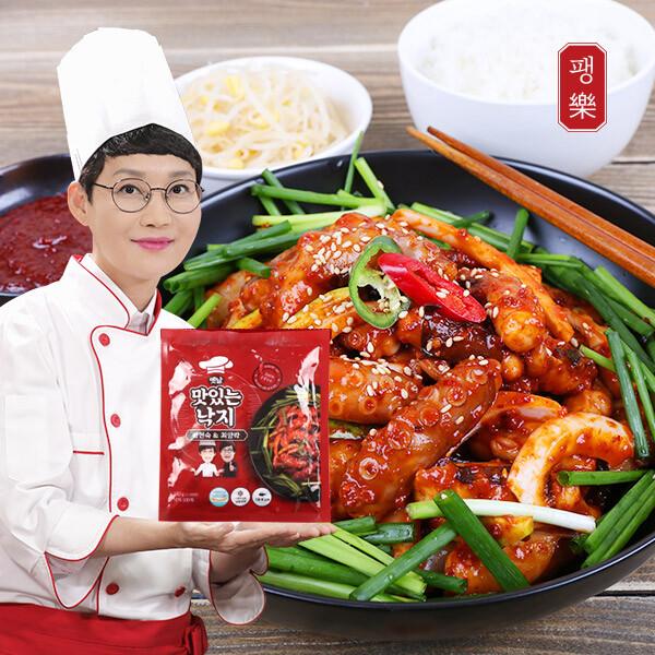 팽현숙 최양락의 옛날 맛있는 낙지 10팩 상품이미지