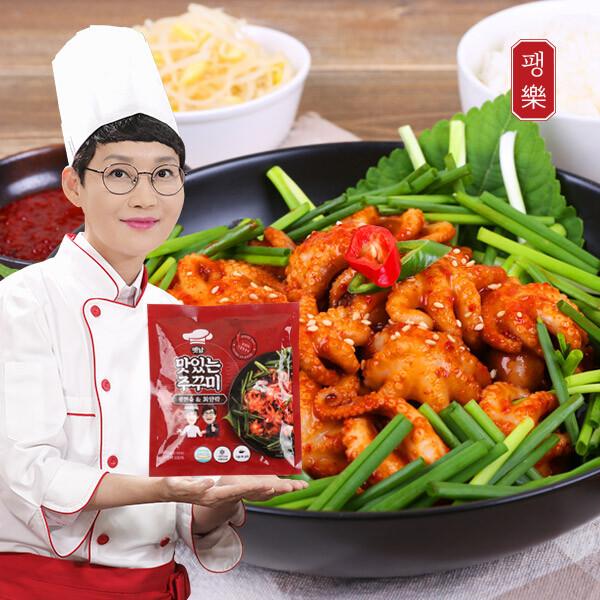 팽현숙 최양락의 옛날 맛있는 주꾸미 10팩 상품이미지