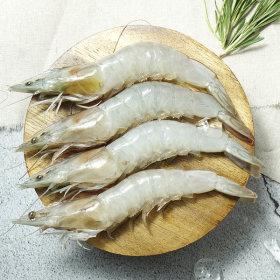 국내산 흰다리 새우 1kg 24~28마리 / 태안 왕새우