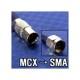 셀로트(CELOT) DMB 안테나용 젠더 일자형(MCX SMA 숏타입) 네비젠더 안테나잭 상품이미지