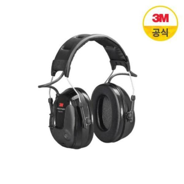 3M 전자감응 귀덮개 프로텍3 헤드밴드형 MT13H221A(일 상품이미지