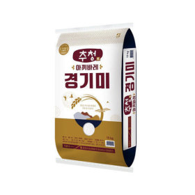 (20년산/추청/상)   경기미 추청쌀 10KG/박스포장